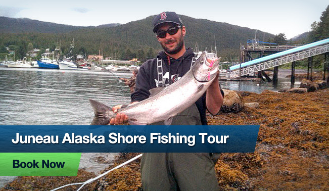 Juneau Shore Fishing Tours