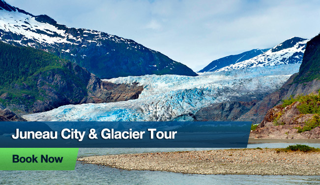Juneau City & Glacier Tour
